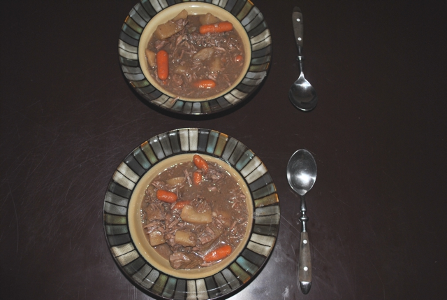 Betsy Crocker: Crock Pot Beef Stew